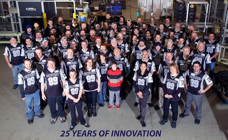 25 Years of Innovation by Innovative Automation in Barrie