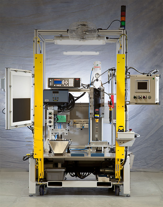 Automated Production Machine Built in Barrie Ontario