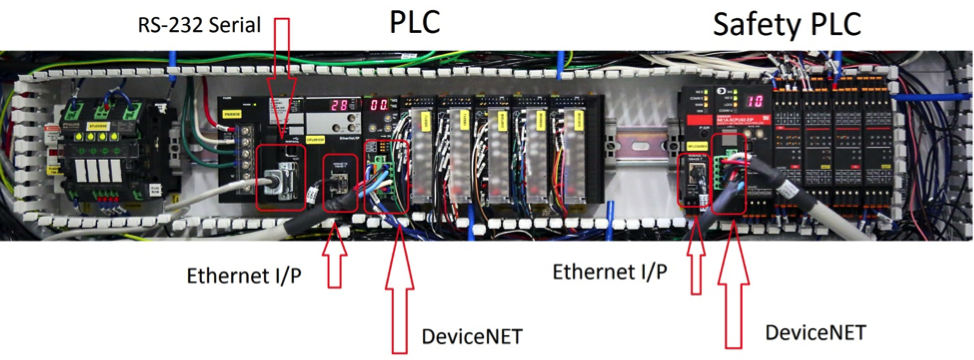 PLC Programming in Machine Build